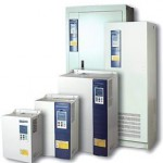 Example of electronic variable speed drive units